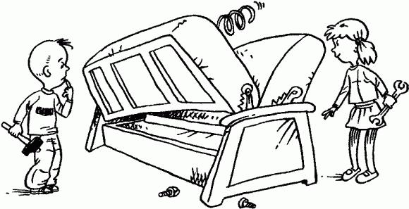 матрасная мастерская: ремонт мебели